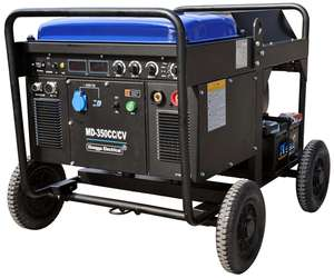 MD-350CC/CV  Multi-Process Welder Driven by Diesel Engine