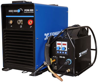 PCW-300 IGBT Inverter Digital  MIG/MAG Welder