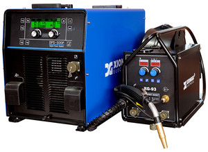 DPS-500P Series Digital Pulse MIG/MAG Welders