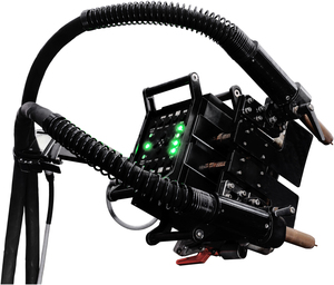 Dual Torch Automatic External Pipeline Welding System
