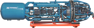 Automatic Internal Pipeline Welding Machine